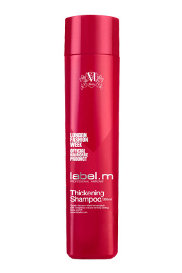 Label.m | Thickening Shampoo, 300ml