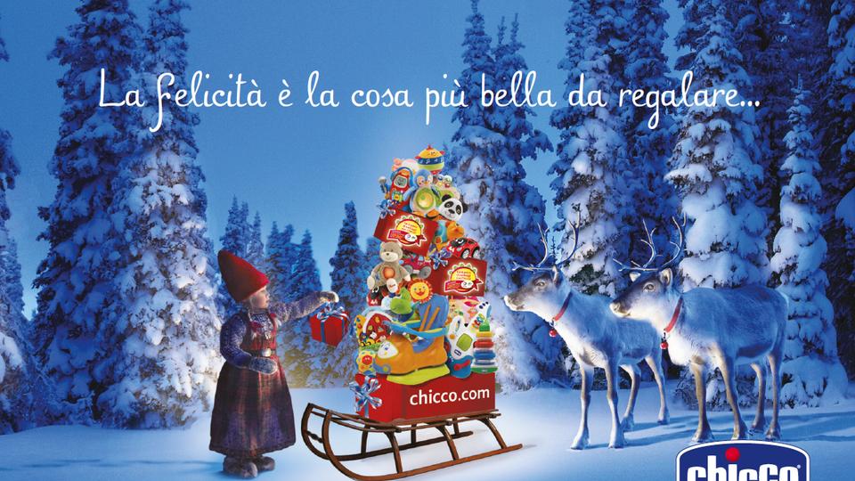 Natale giochi Chicco
