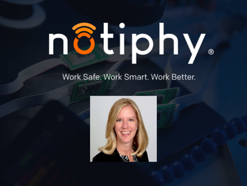 Notiphy is Excited to Welcome New COO, Michele O'Bryan