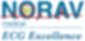Norav Medical ECG Excellence Logo