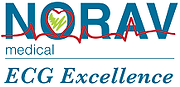 Norav Medical ECG Excellence Logo