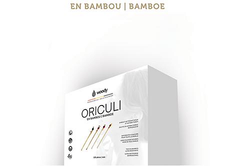 WOODY ORICULI - 1 pièce