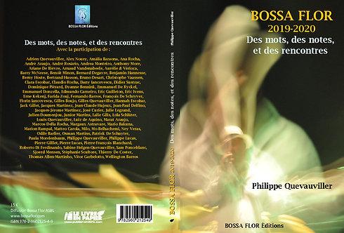 Bossa Flor 2019-2020 - Des mots, des notes et des rencontres