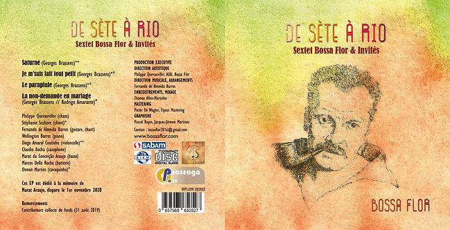 De Sète à Rio