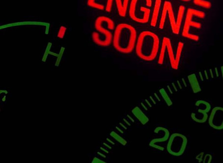 Don't fear the check engine light