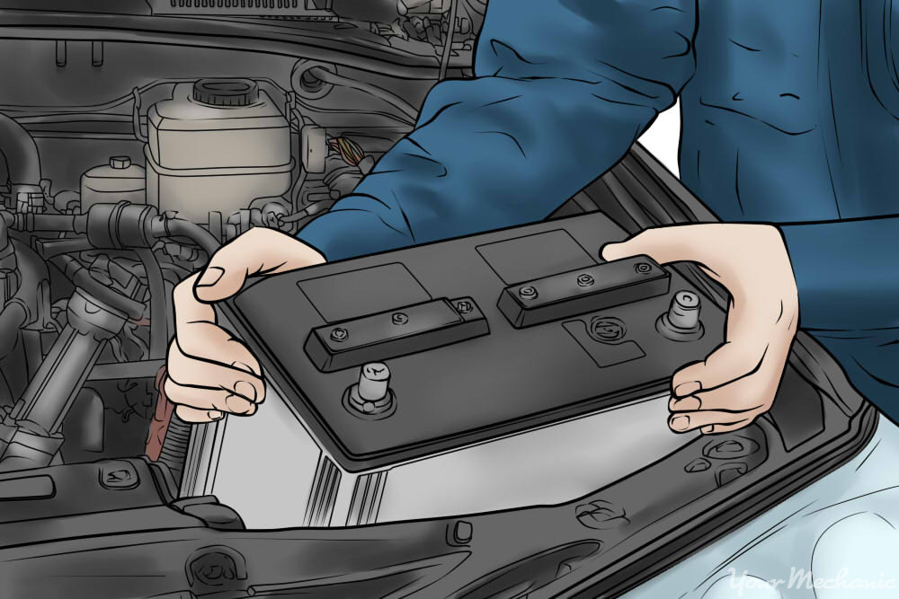 How to change a car battery. Melrose Park Northlake