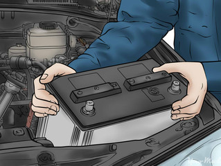 How to Change a Car Battery