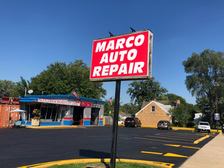 Leyden Township auto repair shop gets facelift