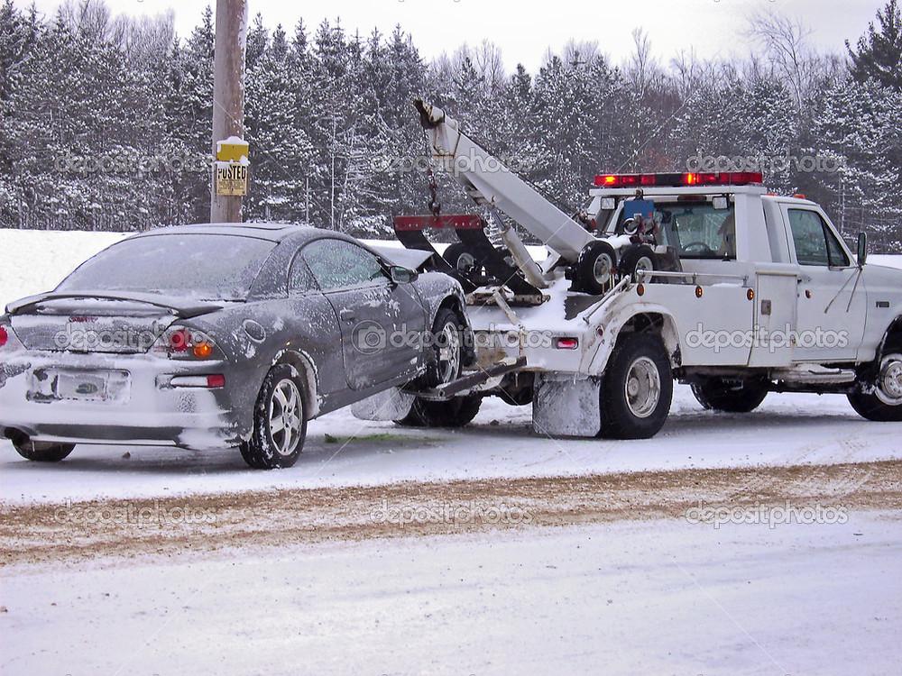 vehicle breakdown towing