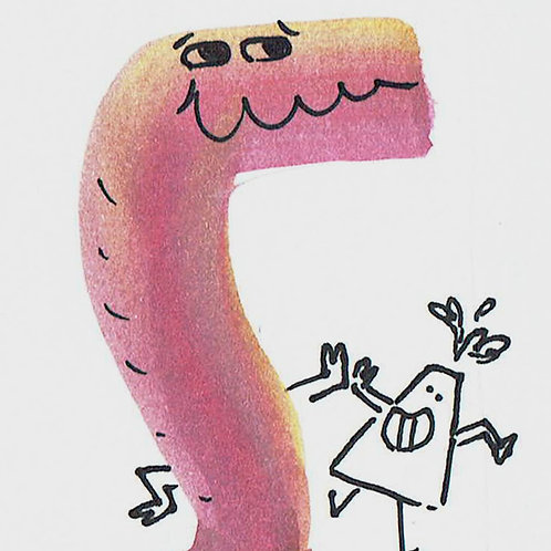 Dino hi-five - Pocket Painting