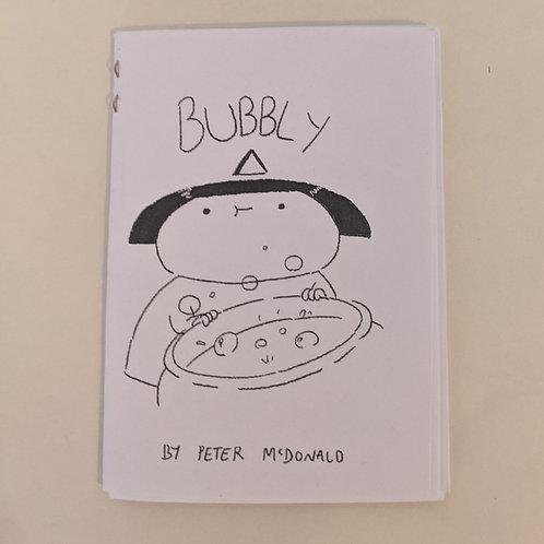 Bubbly - Mini Zine