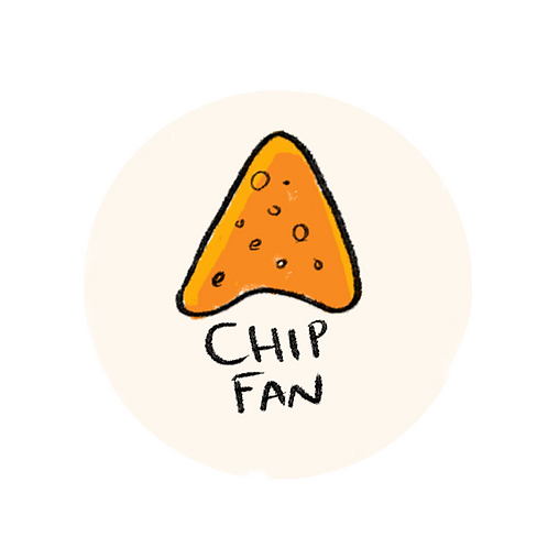Badge Buddy - Chip Fan