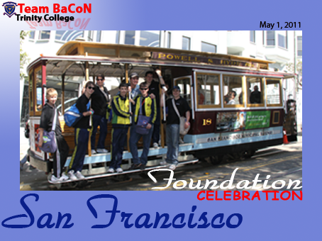Team BaCoN in San Francisco