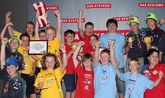 2012 Triinity Lego League teams.jpg