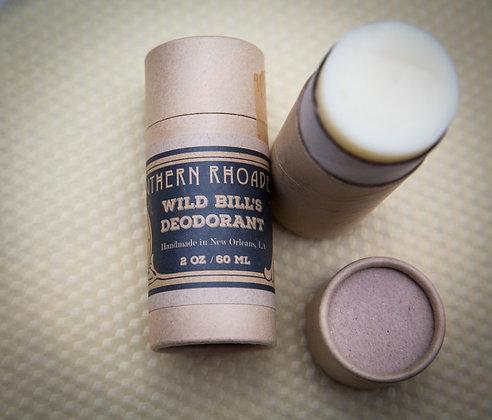 Wild Bill's Deodorant