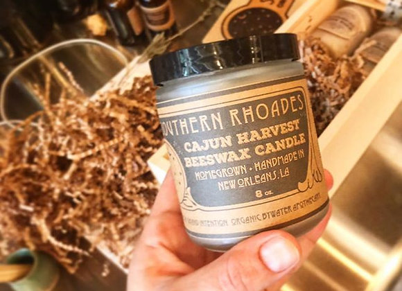 Hand Poured Beeswax Candle