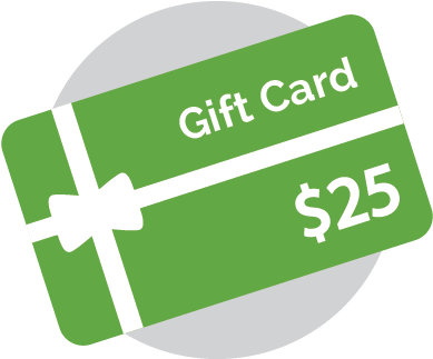 Gift Certificate ($25 Increments)