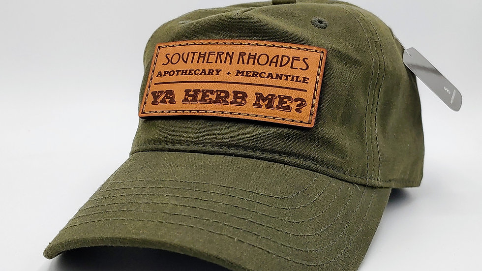 Ya Herb Me?™ Premium Waxed Cotton Hat