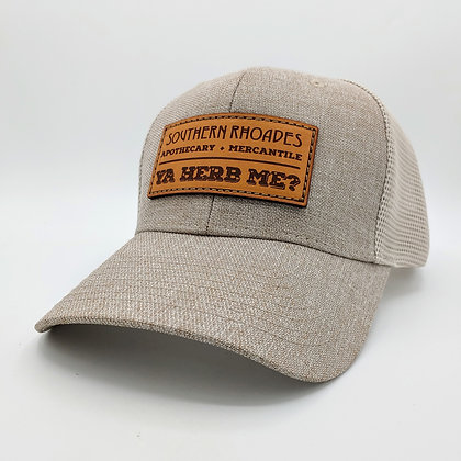 Ya Herb Me?™ Comfort Mesh Snapback Hat