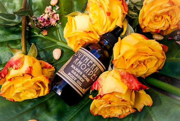 Nana's Rose Garden Body Oil