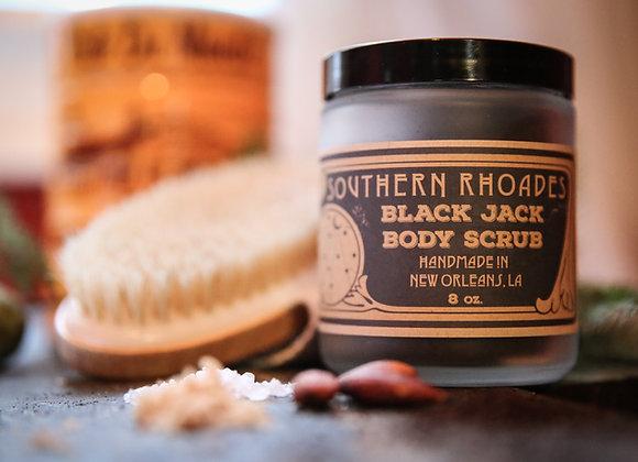Black Jack Coffee Scrub