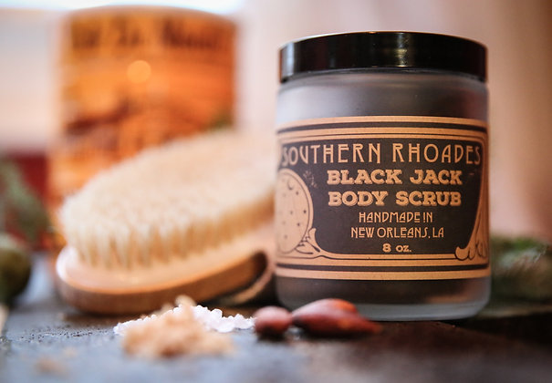 Black Jack Coffee Scrub
