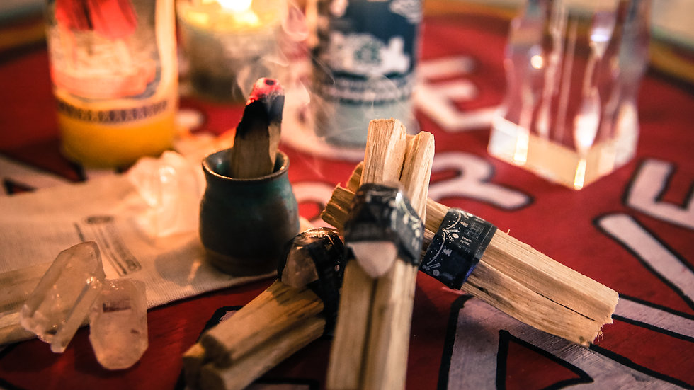 Palo Santo Incense - Stick, Bundle, Bulk