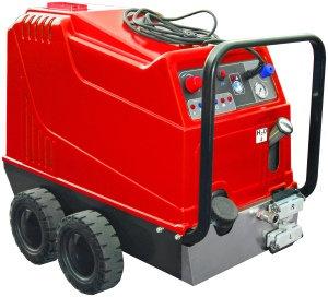 Industriedampfreiniger Steammobil Diesel