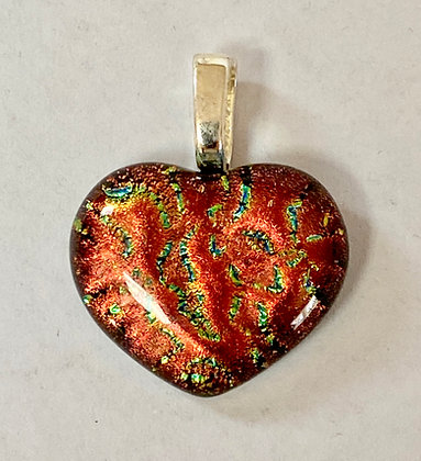Set My Heart Ablaze! Pendant