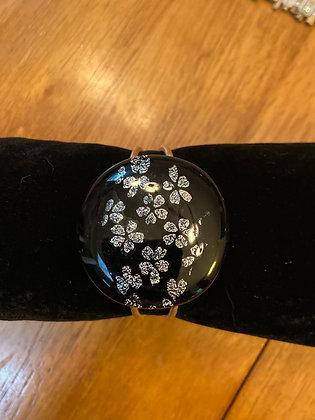 Silver Blossoms Bracelet