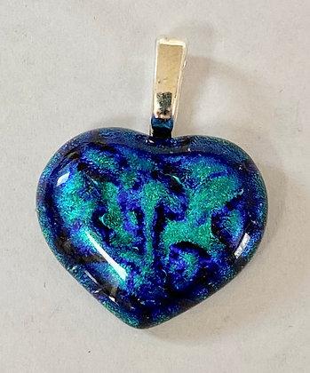 Deep Sea Heart Pendant