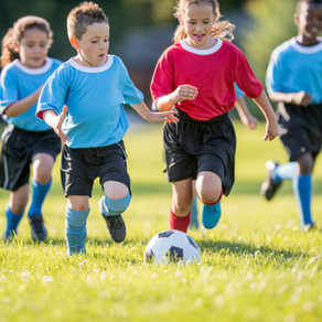 Kiddo Korner: Are your kids too young for ONE sport? Featuring advice from Dr. Amy Buencamino