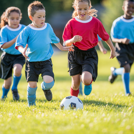Benefits of Organized Sports in Early Childhood Years