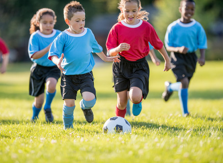 How do I get my kids in sports?