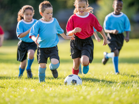The benefits of Mouthguards: Protecting our little athletes' teeth
