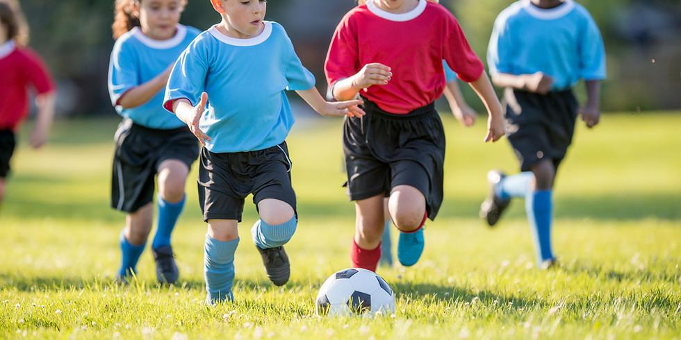 UPWARD Soccer Volunteers Needed