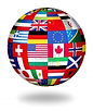 14299214-floating-globe-covered-with-wor