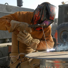 Welding and Carpentry Tools