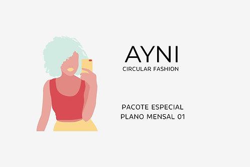 Pacote Especial - Plano Mensal 01