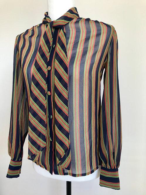 Camisa vintage listras