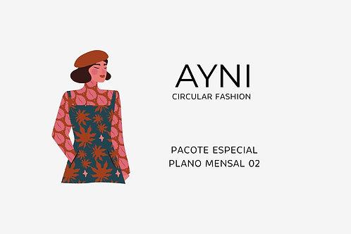 Pacote Especial - Plano Mensal 02