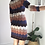 Thumbnail: Vestido croche colorido