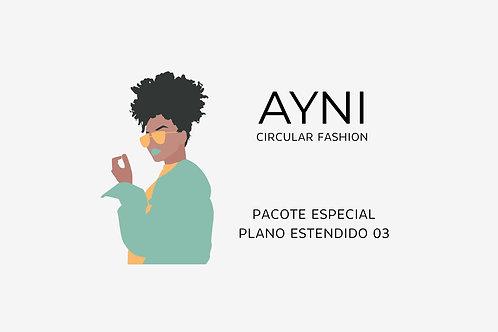 Pacote Especial - Plano Estendido 03