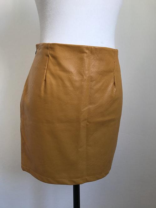 Mini saia amarela