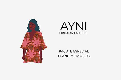 Pacote Especial - Plano Mensal 03
