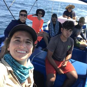 Fun times at sea