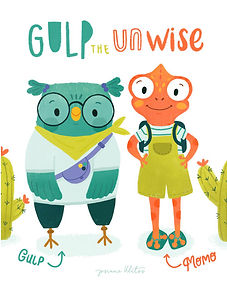 Childrens+Book+Character+Design_Make+Art
