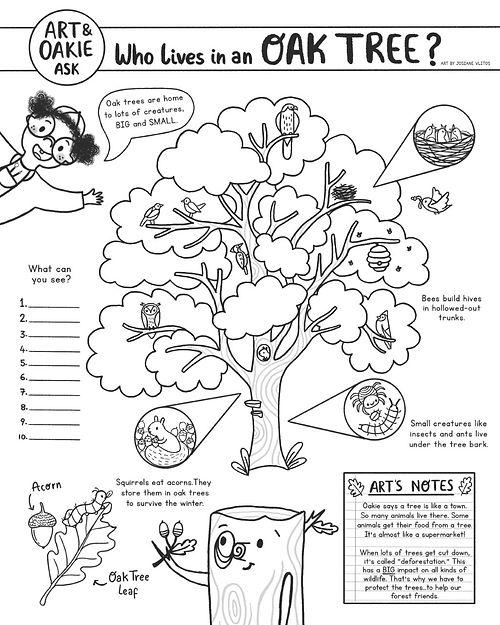 Oak tree Comics Coloring Sheet.jpg