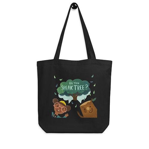 Do You Speak Tree? Eco Tote Bag