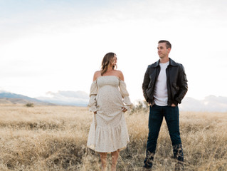 Grace + Sam: Maternity